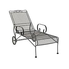 Lounge Chair Rattan Chaise Lounge Affordable Patio Furniture Sun