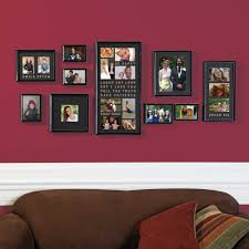 1 Set Photo Frames 11866cm Scenery Photos Living Room Vinyl Wall Wall Picture Frames For Living Room