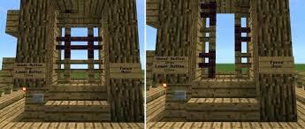 fence gate recipe. Fence Recipe Gate Piston Creations 1710