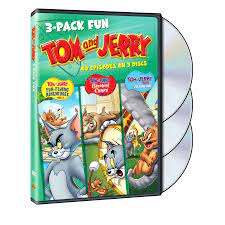 Tom and Jerry Fun Pack DVD Family | Meijer Grocery, Pharmacy, Home & More!