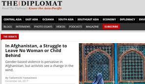 srsg yamamoto op ed in the diplomat on gender based violence in  srsg yamamoto op ed in the diplomat on gender based violence in