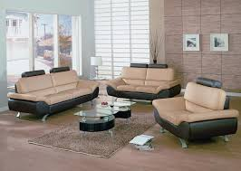 image of modern living room chairs set