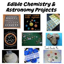 edible education projects teach beside me edible chemistry and astronomy projects
