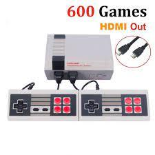 Máy chơi game 4 nút cổng HDMI siêu nét tích hợp 500/621 game Coolbayby  -DC3430