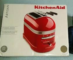 kitchen aid artisan toaster artisan toaster kitchenaid artisan 4 slice toaster empire red kmt423