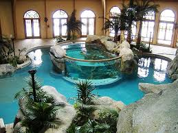 indoor pool.  Pool 50 Ridiculously Amazing Modern Indoor Pools I Love Them All To Lazy Pin  Check Out The Website Inside Indoor Pool N