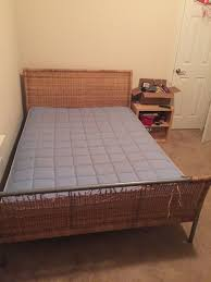 wicker bed frame. Simple Wicker Open In The AppContinue To Mobile Website With Wicker Bed Frame N