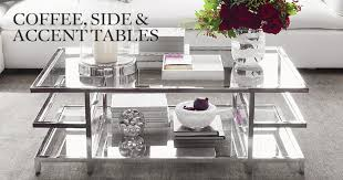 coffee end console tables