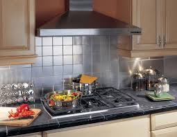 Stainless Steel Backsplash Kitchen Stainless Steel Kitchen Backsplash Tiles Tile Designs