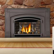 gas fireplace manual insert direct vent natural gas and propane fireplace with safety barrier and electronic