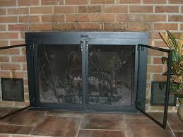 Captivating Fireplace Doors Orange County Ca Near Me Custom Arched ...