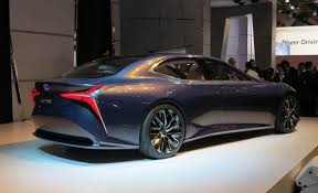 lexus new models 2018. simple lexus lexus lffc concept with lexus new models 2018