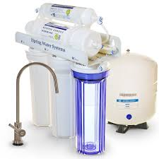 Best Under Sink Reverse Osmosis System Ispring Water Filter Review Reverse Osmosis Fluoride Removal