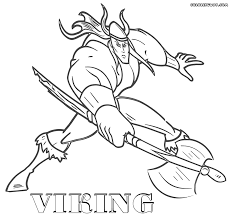 Mn Vikings Printable Coloring Pages Coloring Pages Minnesota