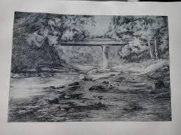 Моя дипломная работа Эскиз №  Моя дипломная работа Эскиз №1 офорт сталь диплом рисунок