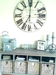 large kitchen wall clocks oversized black wall clock big kitchen wall clocks oversized kitchen wall clocks