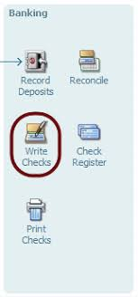 How To Use The Account Register In Quickbooks | Webucator