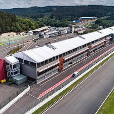 Eau rouge ist keine kurve mehr 7. Formel 1 Logen 600 Rennstrecke Von Spa Francorchamps