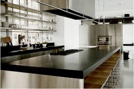 office kitchen design. Big Modern Kitchen With Lots Of Counter Space And Chairs To Make It More Homey! Office Design W