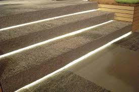 outdoor stairway lighting. Solar Powered Outdoor Step Lights Designs Stairway Lighting