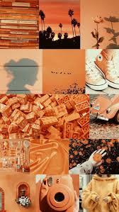 Orange Collage Wallpapers - Top Free ...