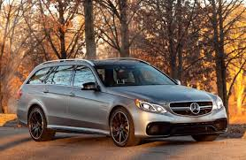 I want a car that looks good, has gobs of power, can tackle snow covered mountain roads with room for dogs, kids and cargo in back. Too Much From Mercedes Benz E63 Amg Estate S Series Wsj