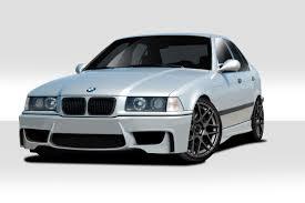 All BMW Models 95 bmw m3 : BMW 3 Series M3 E36 Full Body Kit 92 93 94 95 96 97 98 - 1M Look ...