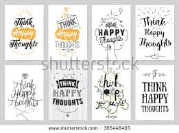 Quote Cards Unique Inspirational Quote Cards Hand Drawn Calligraphy Stock Vector