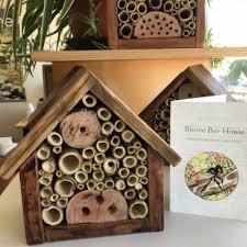 biome bee house native bee hotel