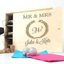 triple wine box perfect personalised gifts