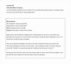 Business Memorandum Letter Business Introduction Email Template New Html Template Business