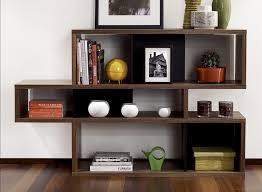 modern furniture shelves. modern bookcase wood furniture shelves l