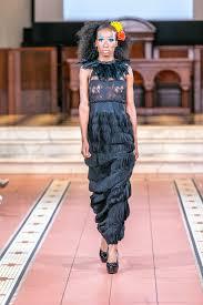 Black Couture Fashion Designers Gamakache Black Couture Beauty Fashion Week 2019