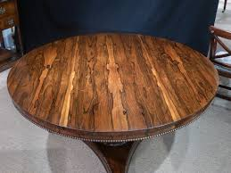 antique round dining table rosewood centre antiques uk