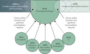 Anemia in Chronic obstructive pulmonary disease  Prevalence     Figure     Model of symptom Risk of Evaluation of COPD