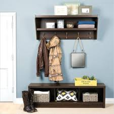 Bench With Storage And Coat Rack Entryway Bench And Coat Rack Entryway Wood Hall Tree Coat Rack 28