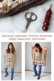 Free Crochet Poncho Pattern Amazing Inspiration Design