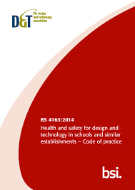 Health And Safety For Design Technology In Schools Pack Of Three H S Pubs H S Training Standards Risk