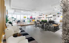 d3 office. The New D3 Office For Vitra Takes Its Cue From Haus Building. Dubai Showroom Is Smaller, Yet We Worked Hard To Create Distinct Zones