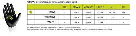 Altura Overshoes Size Chart Altura Progel Mitts