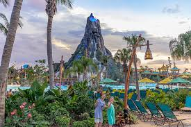 Fun In The Sun At Universals Volcano Bay Florida With Our