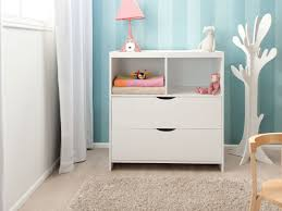 brooklyn change table with drawers  mocka