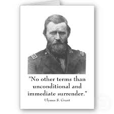 Ulysses S Grant Quotes Impressive Ulysses S Grant's Quotes Famous And Not Much Sualci Quotes