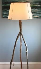 beach inspired lighting. Driftwood Floor Lamp (via Completely-coastal) Beach Inspired Lighting L