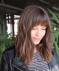 Current Hairstyles 86 Awesome Hair Ideas Trends 24 Accessories Shag Blunt Bangs