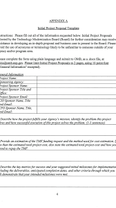 Funding Proposal Template Template Funding Proposal Template 23