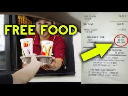 How To Get Free Food From Vending Machine Custom Making Smart Fast Food Choices Smart Fast Food