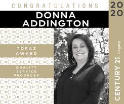 Donna Addington - Century 21 Legacy - Community   Facebook