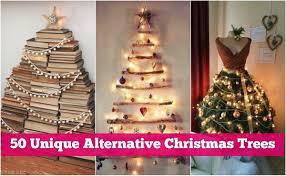 Unique Christmas Trees 50 Unique Alternative Christmas Trees Ideas Creative Ideas