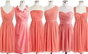 Coral Bridesmaid Dress Inspiration, Lisa Sammons Events